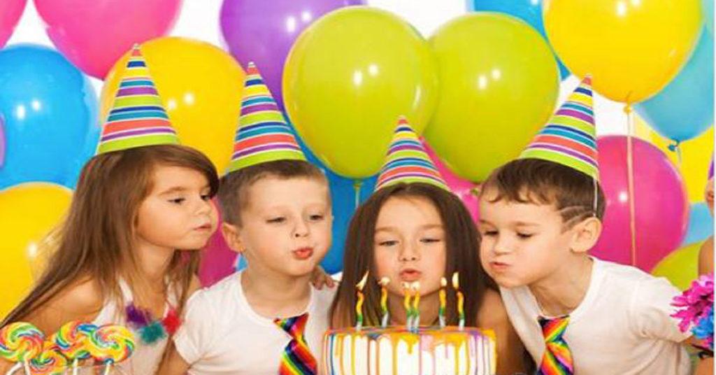 Kids Birthday Parties Adult