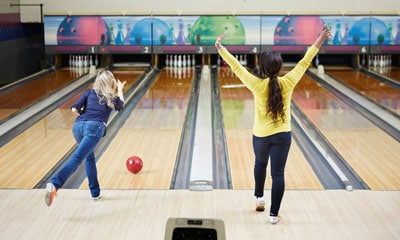 girls bowling groupon