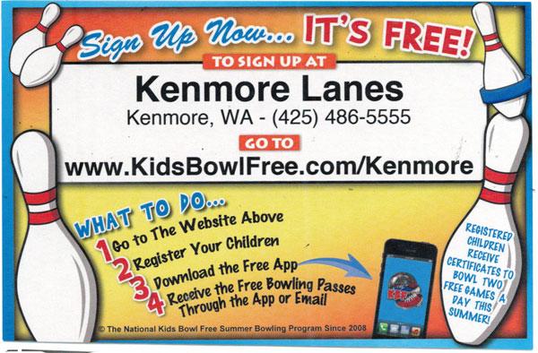 Kids Bowl Free 1